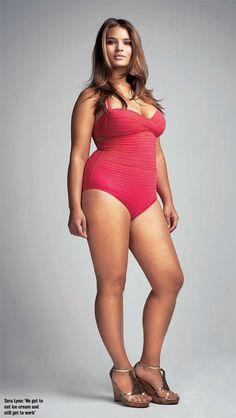 So, ok! Si no puedo ser modelo normal porqe la anorexia no se me da, qiero ser modelo de tallas extras :)