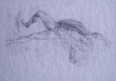 Copy of Michelangelo´s drawing