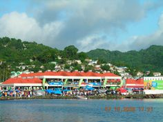 Nothing like spending a honeymoon in St. Lucia