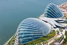 Gardens by the Bay by Grant Associates and Wilkinson Eyre Architects (4) - Singapore