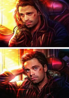 The Life of Bucky Barnes