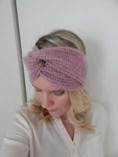 Ellie Headband | ♥ knit, crochet, love; rep from ♥