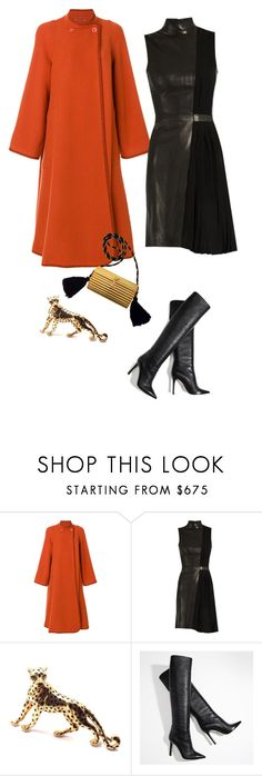 """Untitled #1596"" by clothes-wise ❤ liked on Polyvore featuring Chloé, Thierry Mugler, Cartier, Yves Saint Laurent, men's fashion and menswear"