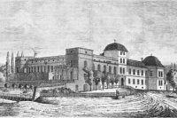 Dobová rytina: Toto je najstaršie dochované zobrazenie humenského zámku | Humenné24.sk