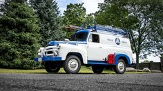 There are plenty of classic fire trucks to be seen at Independence Day parades, but when was the last time you've seen a civil defense truck from the duck-and-cover days? Though the Civil Defense ...