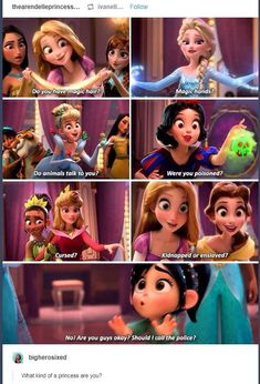 it Ralph 2 trailer nails it - Mara E. Wreck it Ralph 2 trailer nails it -Wreck it Ralph 2 trailer nails it - Mara E. Wreck it Ralph 2 trailer nails it - Disney Pixar, Walt Disney, Disney Fun, Disney And Dreamworks, Disney Magic, Disney Animation, Disney Stuff, Disney Princess Memes, Disney Jokes