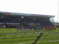 Kras stadion. FC Volendam