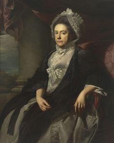VMFA Mrs. Isaac Royall Painting by John Singleton Copley