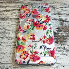 How pretty is this flower phone case?  (case: pink flowers) #galaxys4 #galaxys5 #galaxys6 #galaxys7 #grandprime #instadaily #instamood #iphone #phonecase #samsung: @paninihk. Phone case by Gocase www.shop-gocase.com