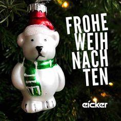 #FroheWeihnachten! #MerryChristmas! #JoyeuxNoël! ...wünscht #eickerdigital Merry Christmas, Christmas Ornaments, Digital, Holiday Decor, Christmas, Merry Little Christmas, Christmas Jewelry, Wish You Merry Christmas, Christmas Decorations