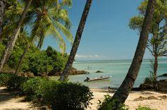 Praia de Moreré / Ilha de Boipeba - Bahia