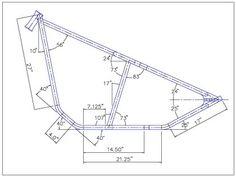 Http Www Custom Choppers Guide Com How To Build A Chopper Frame Html