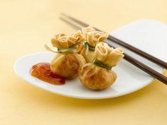 Dim Sum mit Shrimpsfüllung ist ein Rezept mit frischen Zutaten aus der Kategorie Garnelen. Probieren Sie dieses und weitere Rezepte von EAT SMARTER!