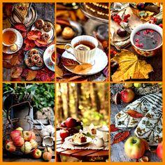 Осеннее чаепитие.