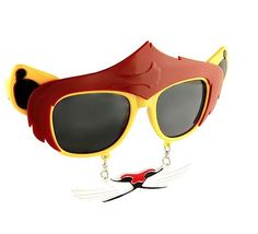Lion Sunglasses by Novelty Sunglasses in Urban Outfitters