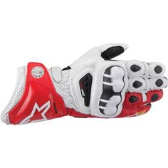 Special Offers - Alpinestars GP Pro Leather Gloves  X-Large/White/Red/Black - In stock & Free Shipping. You can save more money! Check It (October 27 2016 at 01:46PM) >> http://motorcyclejacketusa.net/alpinestars-gp-pro-leather-gloves-x-largewhiteredblack/