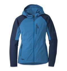 Women's Ferrosi Hoody™ -  | Outdoor Research | Designed By Adventure | Outdoor Clothing & Gear