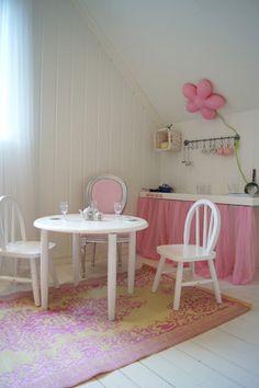 Svenngården: Childrens room