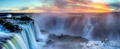 Brasil - 10 Belas Cachoeiras no Paraná (PR)