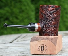 Pipe Pictures - Briar Pipes by Mark Balkovec