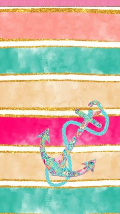 IPdash: anchors away with lilly Great pretty wallpapers - pix wallpapers Anchor Wallpaper, Nautical Wallpaper, Ocean Wallpaper, Pink Wallpaper Iphone, Hello Kitty Wallpaper, Locked Wallpaper, Cellphone Wallpaper, Pattern Wallpaper, Wallpaper Backgrounds