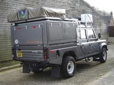 Land Rover 130 Defender with metal-sided back cab. | Book 1 Inspiration | Pinterest | Land rover 130 and Land rovers & Land Rover 130 Defender with metal-sided back cab. | Book 1 ...