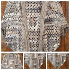 El cardigan más fácil del mundo tejer así es apasionante simples varetas tejido de grannys tradicionales salen prendas con mucho estilo ...