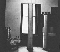 Arqueología del Futuro: 1967 Moore Turnbull Offices New Haven [MLTW] BIZARRE COLUMNS XV