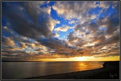Shifting clouds! by Laurent J. Frigault #Landscape #Photography #Travel #Water #TravelPhotography