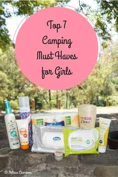 I often here my girlfriends say they don't like camping because you have to 'rough it'. But if you take these camping must haves with you you won't have to. Camping Must Haves, Camping Needs, Diy Camping, Camping With Kids, Tent Camping, Camping Hacks, Outdoor Camping, Camping Checklist, Camping Essentials