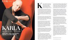 Gracias Look Magazine por brindarme un espacio para compartir con sus lectoras!!   Para quienes deseen leer el reportaje pueden verlo en el siguiente link, páginas 92-93: http://issuu.com/lookmag/docs/6ta_edici_n_look_magazineissue