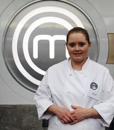 Elly Wentworth on MasterChef: The Professionals