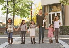 As we celebrate National Foster Care Month in May, grab some tissues and read the story of Lacey Dunkin, whoadopted six (six!)sisters.&nbs