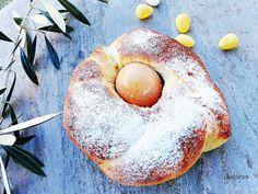 Blog de cuina de la dolorss: Mona d'ou tradicional, mona de huevo