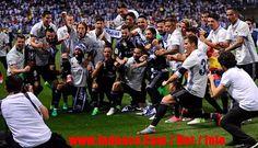 Real Madrid Juara La Liga, Barcelona Ucapkan Selamat
