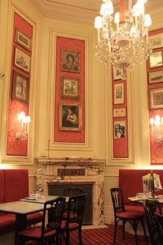 Cafe Sacher. Vienna. September 2012.