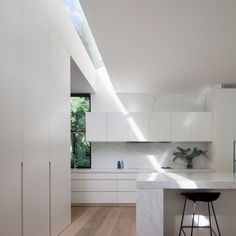 So I've been thinking about skylights lately. Not the small tube ones that throw some light into a dark cupboard. No I'm talking about feature skylights. . Ones that you can stand under and be bathed in sunlight or gaze up at stars through. . I think there's something amazing about them. What do you think?? . #skylight #housedesign #lightingdesign #architecture #interiordesign
