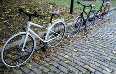 Le Flaneur Hermès, the new carbon city bicycle by Hermès