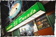 Churros El Dorado, desde 1978, es un restaurante en los alrededores del Centro de Coyoacán con una amplia variedad de platillos ¡No te pierdas sus churros!