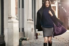 Meet Liu Wen, one of the most photographed young women in the world—and one of the faces of the Coach Fall 2013 campaign #CoachNewYorkStories