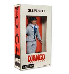 The Butch action figure from Django Unchained Series 1!