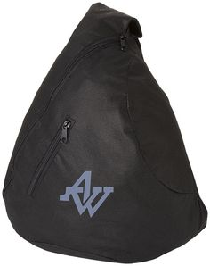 Queens non-woven driehoekige citybag #rugzak met logo #bedrukken 11969200