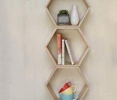 Honeycomb Shelves Set | Uncovet