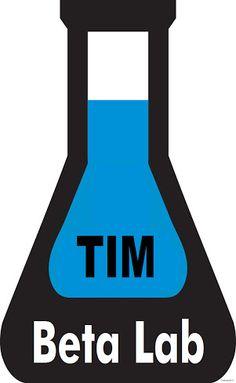 Tim beta Timbeta Beta Lab, pontuando no timbeta blablablametro