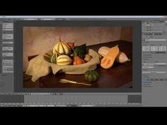Procedural Landscapes in Blender 2.80