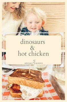 A weekend of fun activities with the family!  From seeing dinosaurs, to eating hot chicken and looking at antiques.  A perfect weekend!