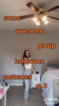 Girl Group Halloween Costumes, Fete Halloween, Trendy Halloween, Halloween Outfits, Bff Costume Ideas, Funny Group Costumes, Halloween Duos, Best Friends Whenever, Crazy Things To Do With Friends