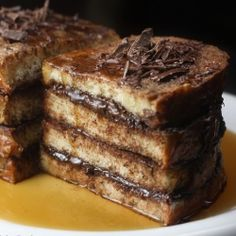 #Chocolate French Toast