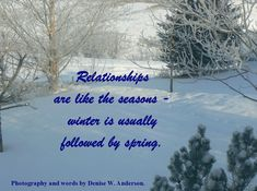 When others may seem cold and distant, it may not be you at all.