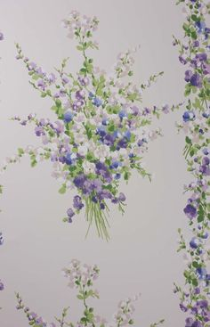 Suzhou wallpaper by Nina Campbell distributed by Osborne & Little